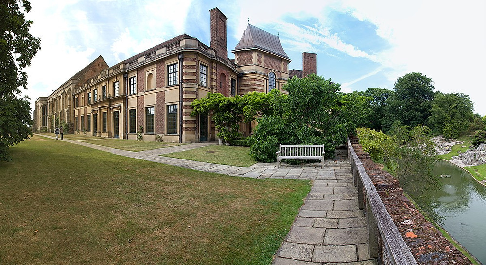 Eltham Palace, in the care of English Heritage