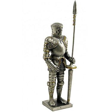Jousting knight model