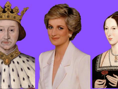 #otd in Royal History - 1 -7 September