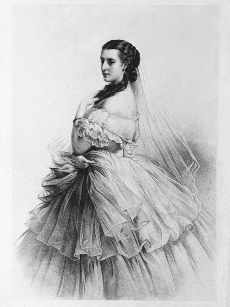 Queen Alexandra, 1863, Royal Collection Trust/© Her Majesty Queen Elizabeth II 2018