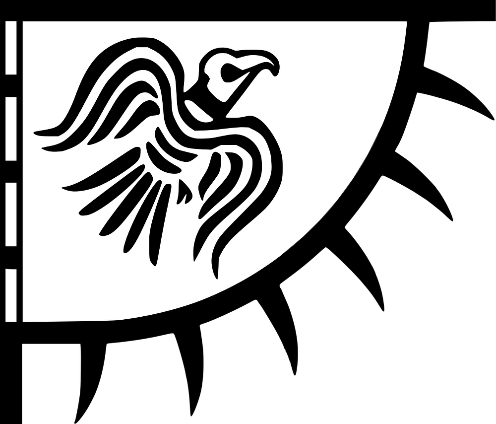 The Raven flag of Danelaw