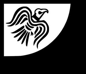 The Raven flag of Danelaw