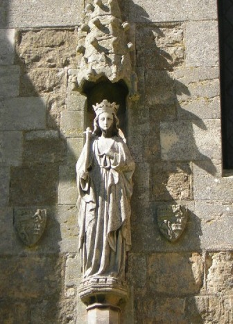 Eleanor of Castile effigy