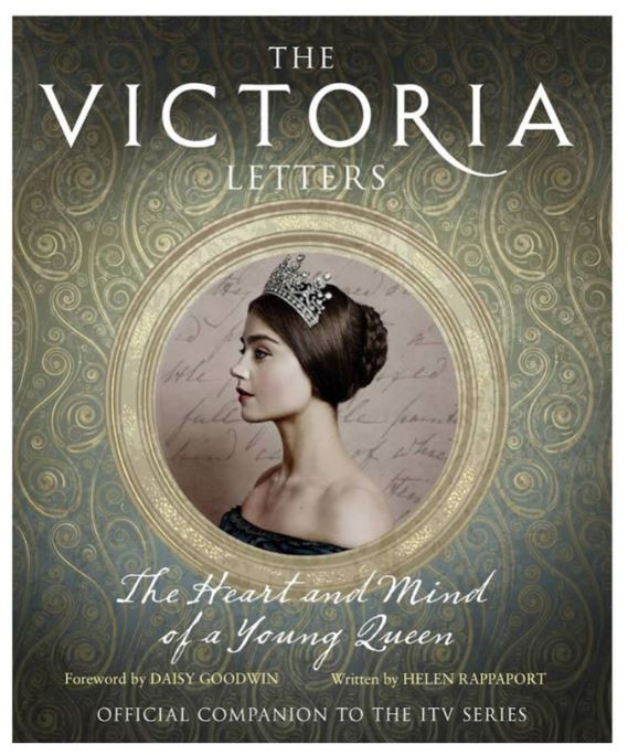 The Victoria letters - official companion to the ITV series. Hardback book