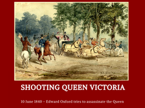 Shooting Queen Victoria