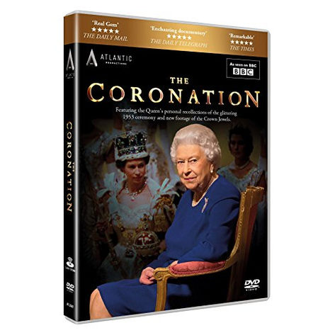 The Coronation BBC documentary DVD