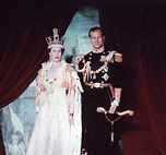 1953 Coronation portrait, June 1953,_edi