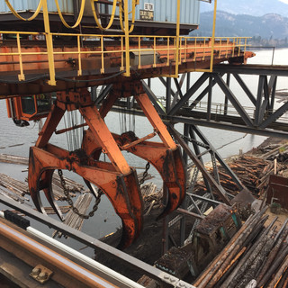 Colby Crane Pile Replacement Project