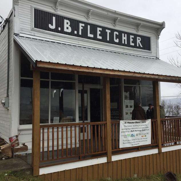 JB Fletcher Store