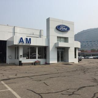 AM Ford, Trail, BC