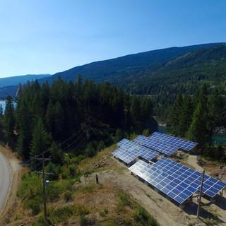 Nelson Hydro Community Solar Garden