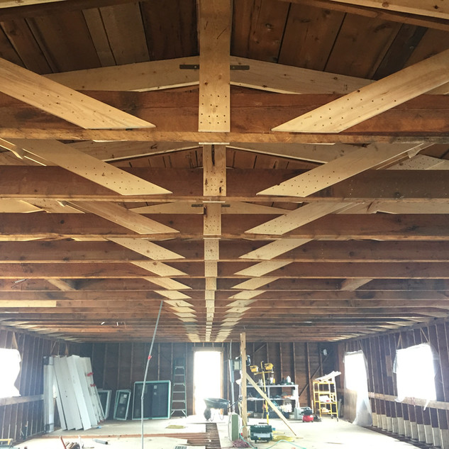 Existing Site-Built Roof Truss Assessment