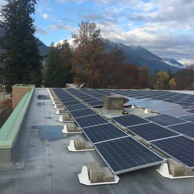 SD8 New Denver Solar Project