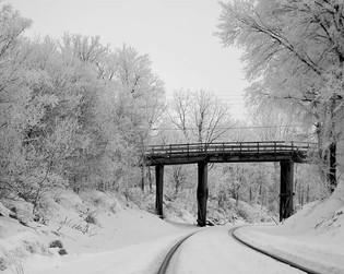 Old Train Bridge. Photo by Heidi McNulty