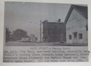 Main Street, Facing North