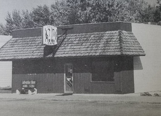 Janesville Cafe  (Currently Local Bombshell)