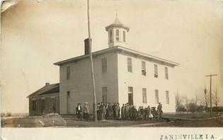 Janesville School House