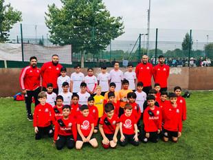 Mayors Cup Football 2018