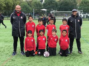 Junior teams kick off