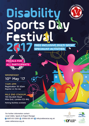 Disability Sports Day Festival 2017