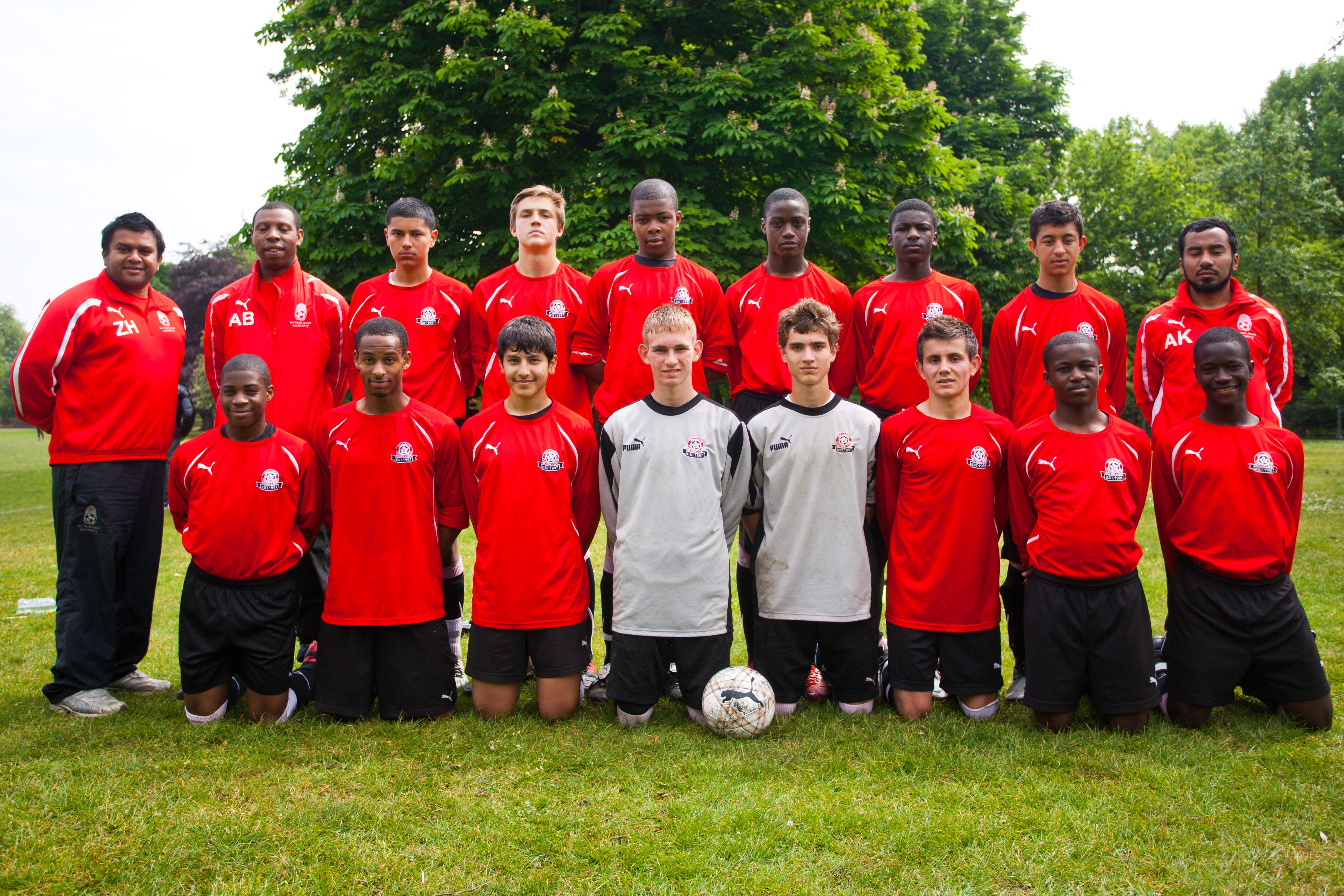 VFC U16 Mayors Cup squad 2011.jpg