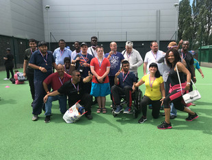 Redbridge Disability Sports day