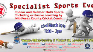 Specialist Sports Event