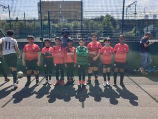 Junior teams begin summer football