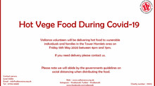 Free Hot Vege food