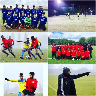 Vallance FC complete season