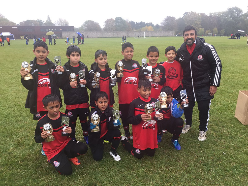 Vallance FC U12 2015-16