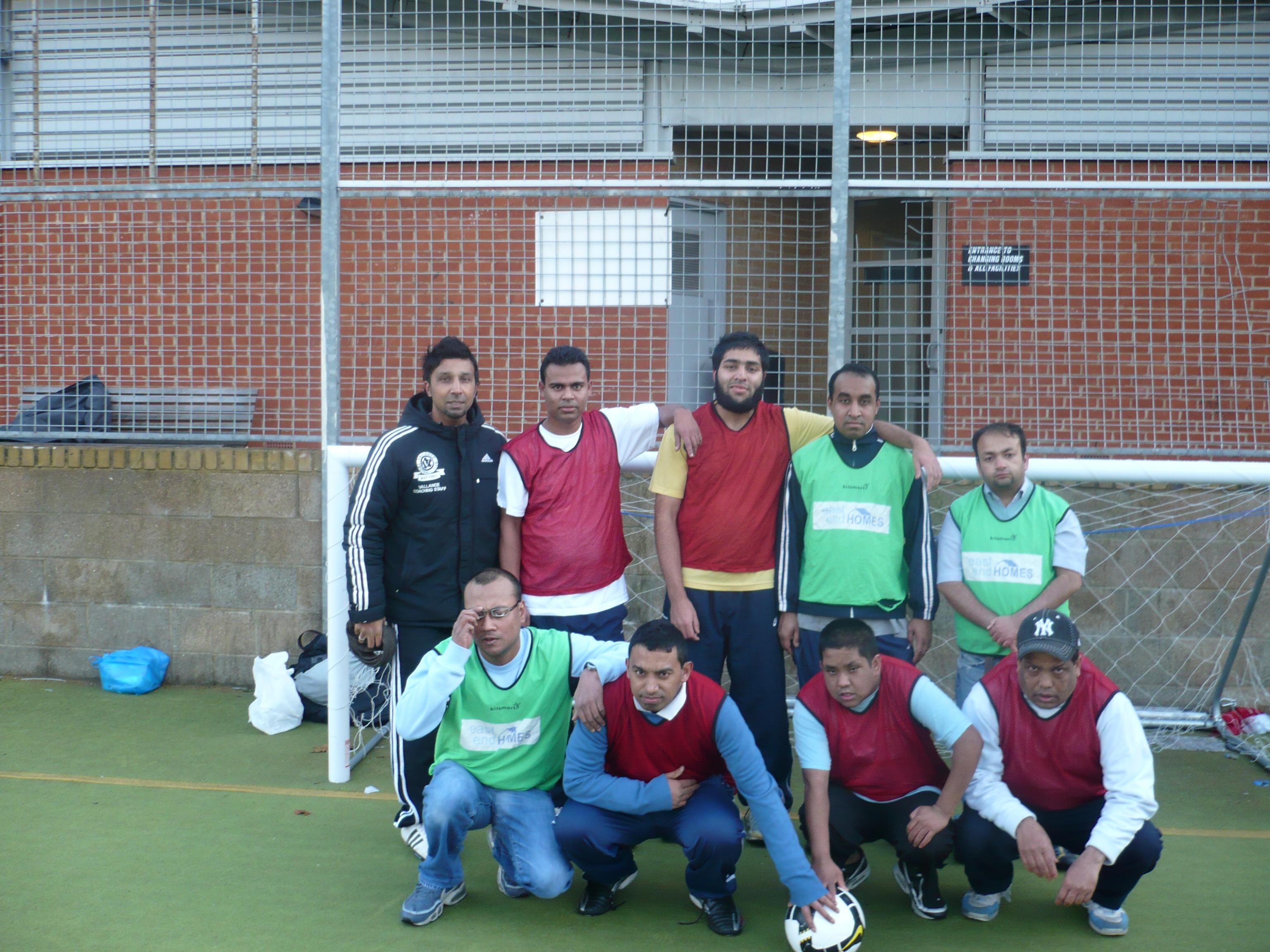 Disabilty football coaching APASENTH.JPG