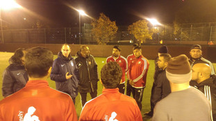 New FA Coaching Structure Workshop