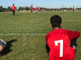 U15 kick off