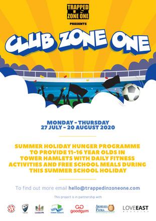 Summer 2020 Activities