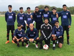 New beginning for Vallance FC