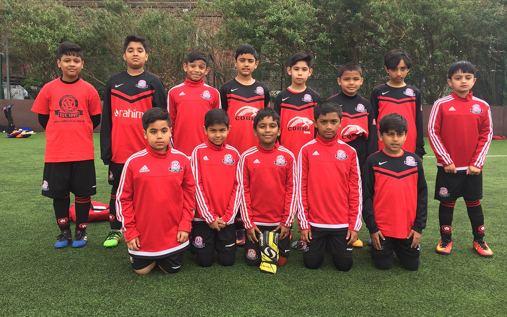 Vallance FC U10 A and B