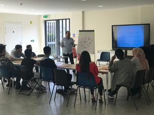 Summer workshop underway