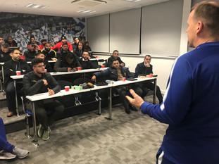 Chelsea Academy visit