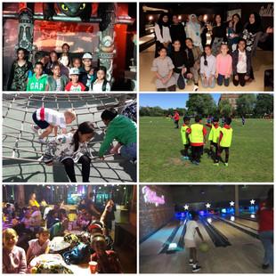 Summer 2017 activities