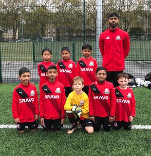 Junior Teams start league