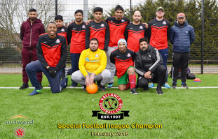 Special League Champions