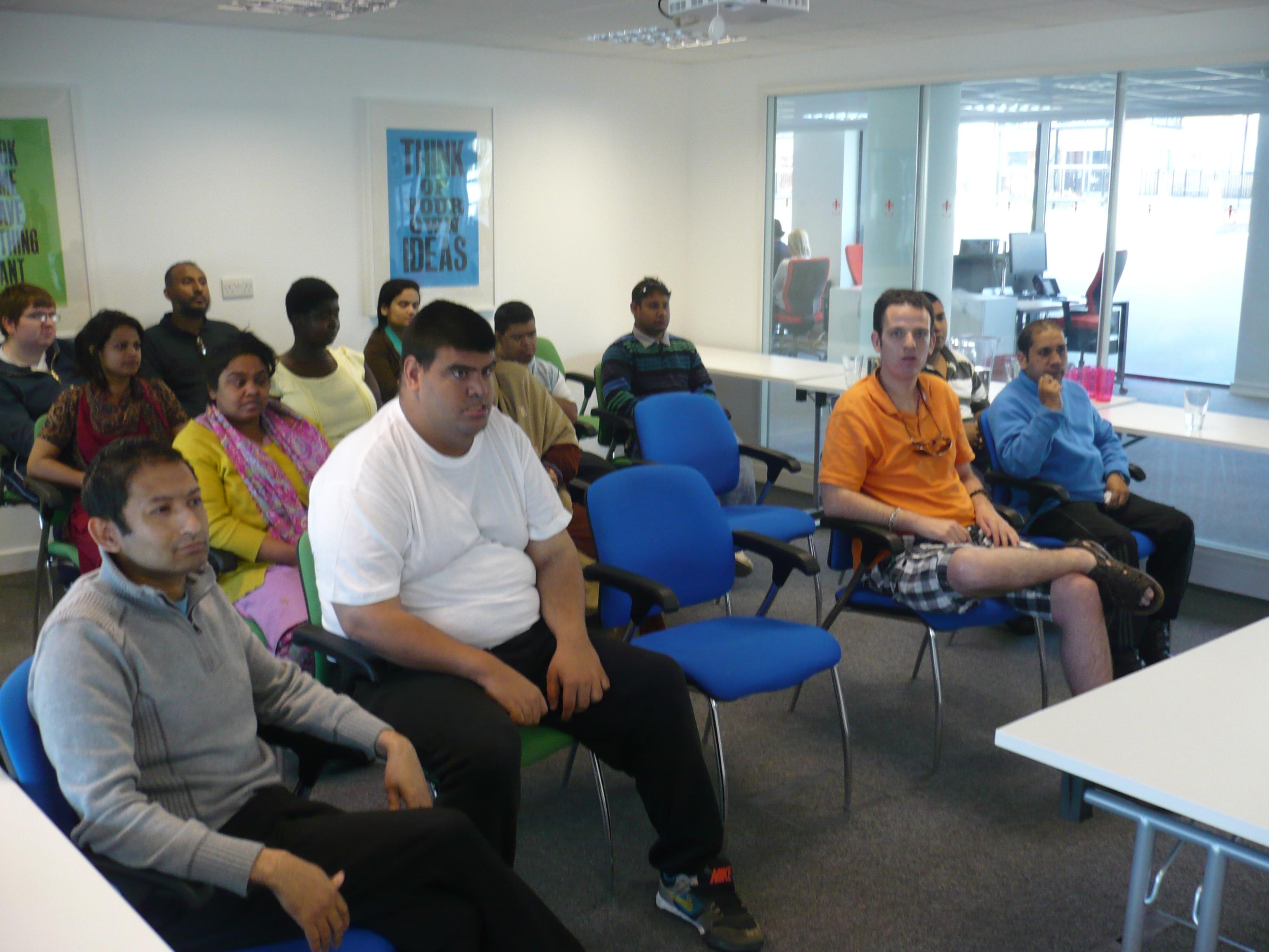 olympic history workshop 2011.JPG