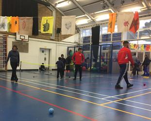 Inclusive Sports session continue