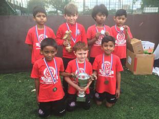 Junior teams start league action