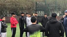 Football Activators training