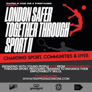 London Safer Together Through Sport