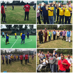 Redbridge Disability Sports day 2017
