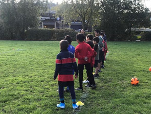 October 2019 Half term coaching