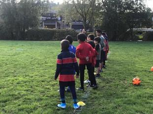 October 2019 Half term coaching